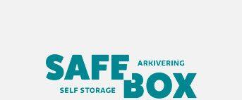 Förråd magasinering i Upplands Väsby | Safe Box Logotyp